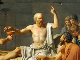 سقراط الفلسفة تاريخ معنى ما هي