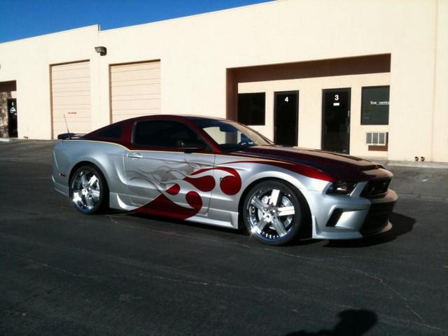 3000 hp monster ford mustang byffer. Black Bedroom Furniture Sets. Home Design Ideas