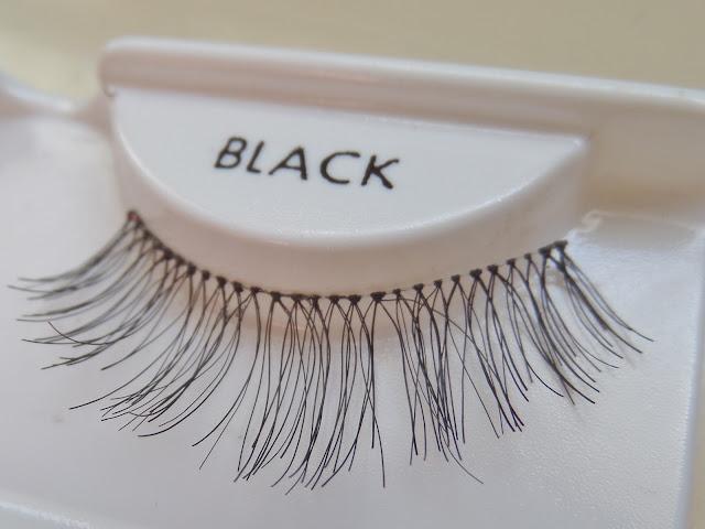 natural strip lashes