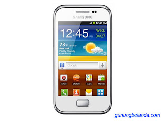 Cara Flashing Samsung Galaxy Ace Plus GT-S7500 Via Odin