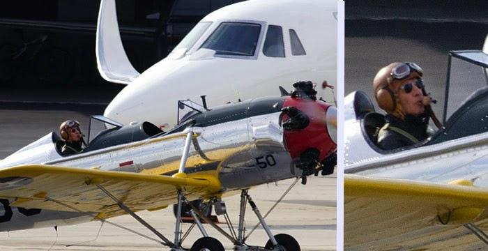 Harrison Ford sofre acidente de avião!