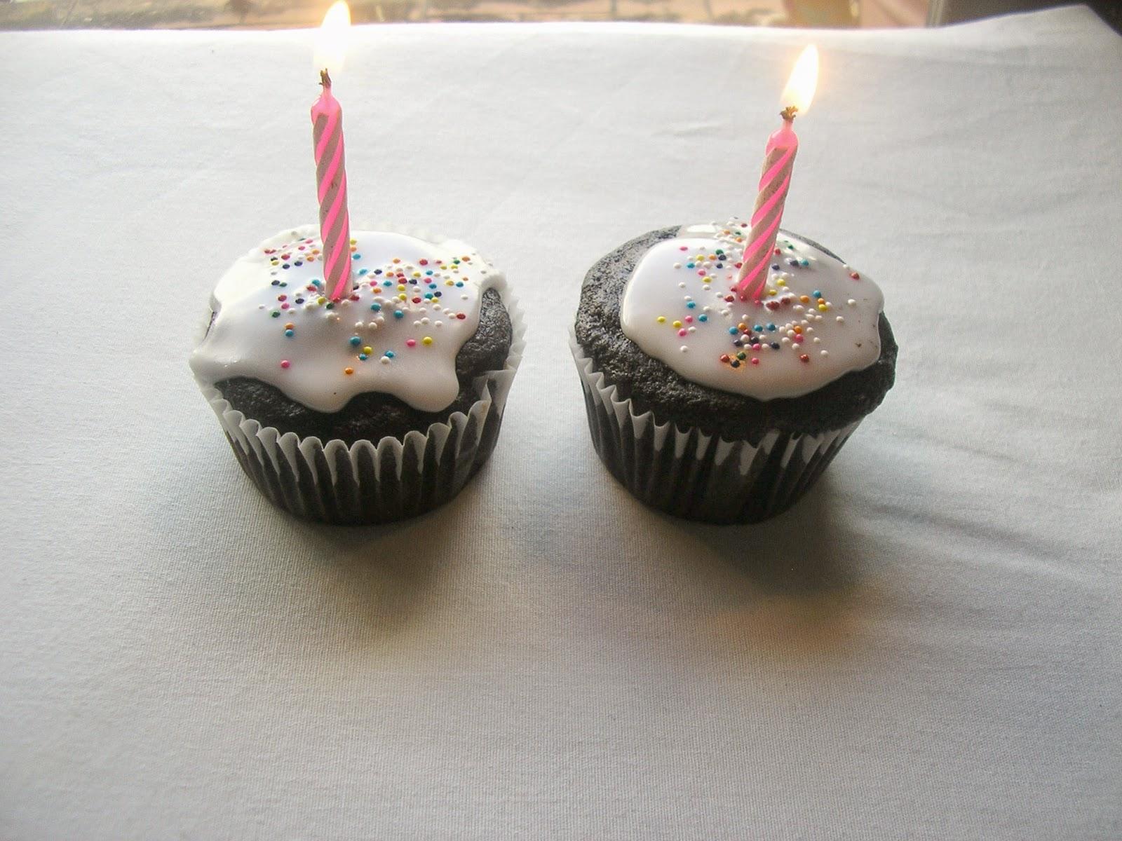 The Cobweb: Cupcakes And English Muffins