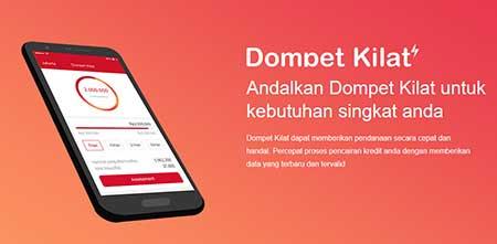 Nomor Call Center CS Dompet Kilat Kredit Online