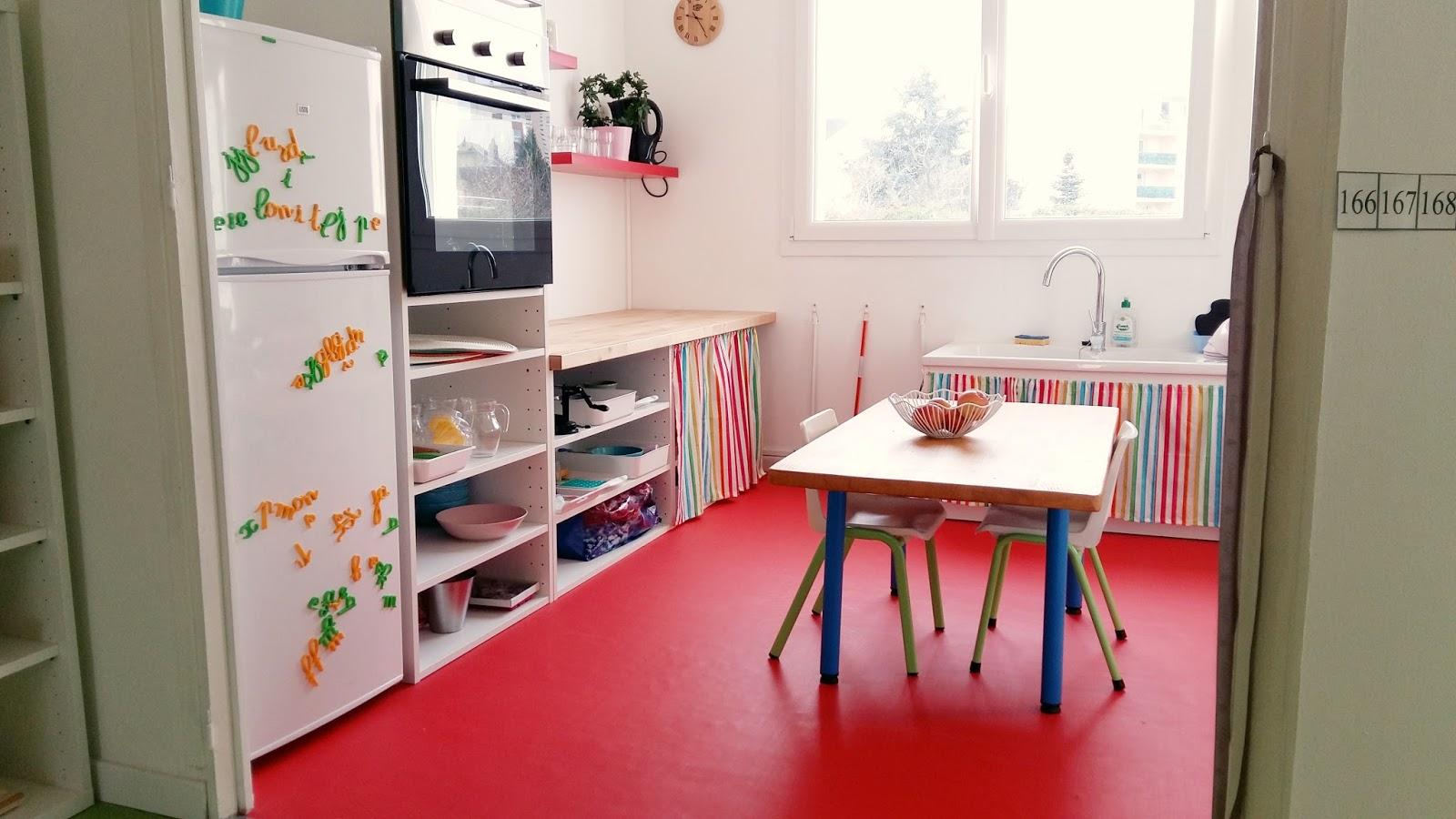 Montessori 18 mois 6 ans for Cuisine 18 mois