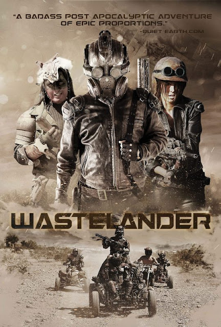Wastelander (2018) ταινιες online seires oipeirates greek subs