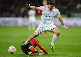 El Bayern Gana en Leverkusen
