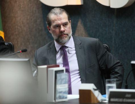 Toffoli diz que limite da liberdade de expressão está na Constituição