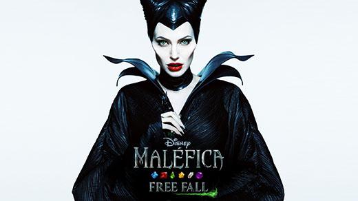 Malévola Free Fall v3.5.0 Apk + Datos SD Mod [Vidas Ilimitadas / Desbloqueado]