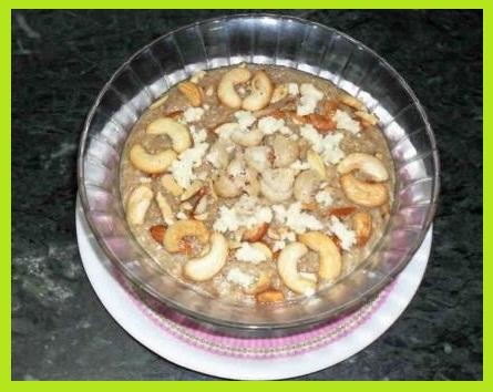 Khaskhas Halwa Recipe