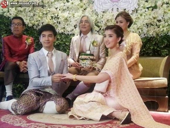 งานแต่ง ออย ธนา สุทธิกมล - น้องเธอ รวรีย์ ทองคำกูล