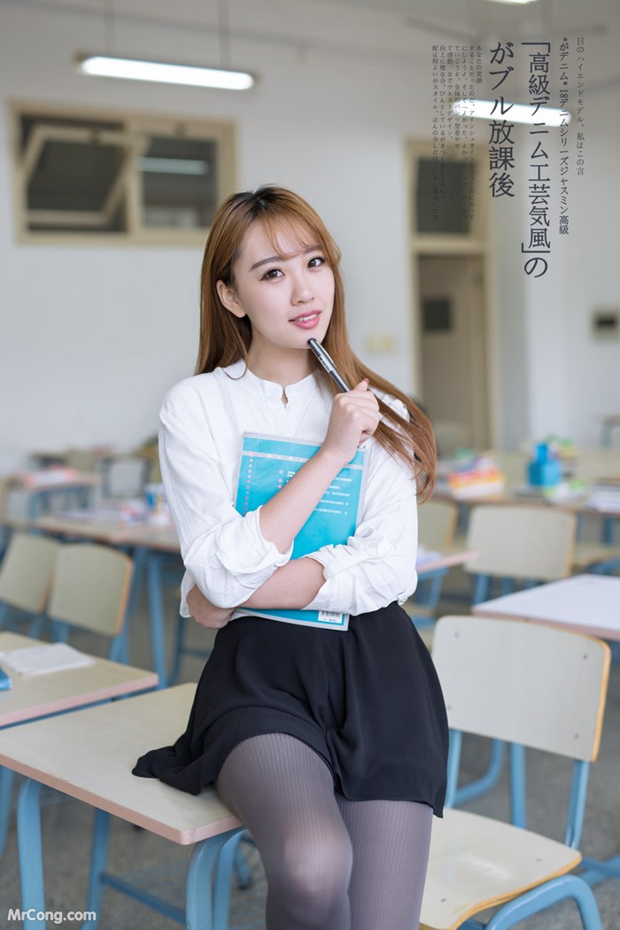 Image School-girls-by-Ronnie-MrCong.com-074 in post Những cô nàng nữ sinh xinh đẹp mê mẩn người xem chụp bởi Ronnie (96 ảnh)