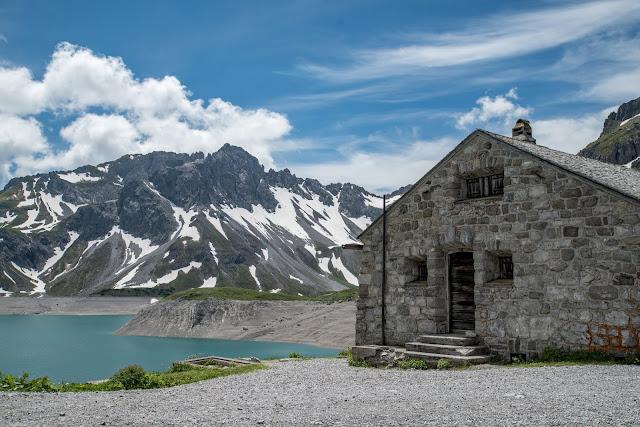 Totalphütte und Lünersee-Rundweg  Wandern im Brandnertal 14