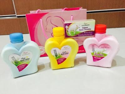 Ready Paket Lulur Susu Domba Kemasan Terbaru 2016