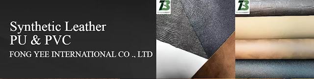 our main products are pu leather and pvc leather