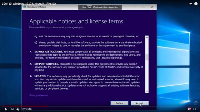 tai windows 10 ve may - Cách Tải Windows 10 Từ Microsoft An Toàn Nhất