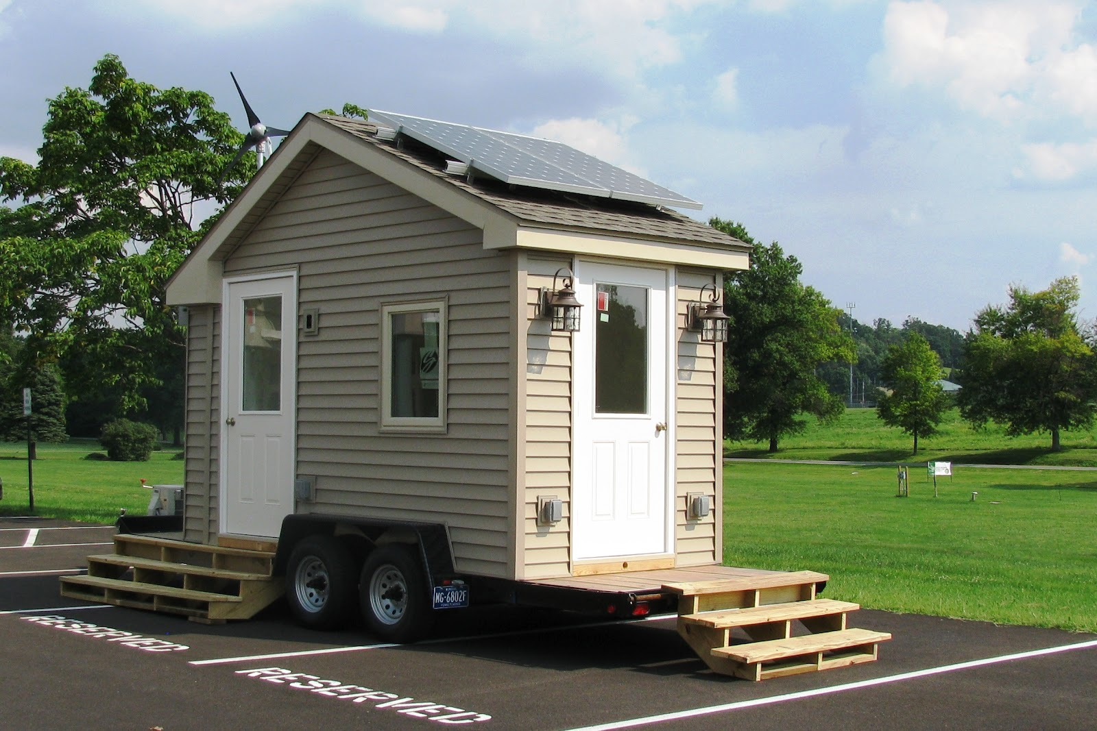 Gp Energy Tiny House To Transport Around Southeastern