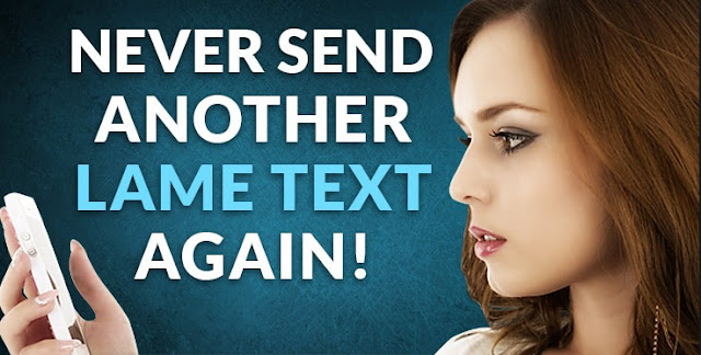 Dating text rules