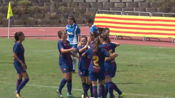 Athletic Femenino y Espanyol Femenino, en BeIN LaLiga
