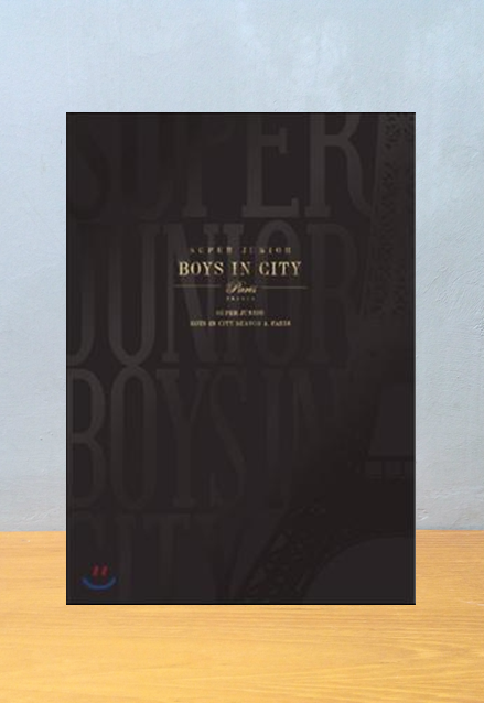 SUPER JUNIOR BOYS IN CITY 4, Super Junior