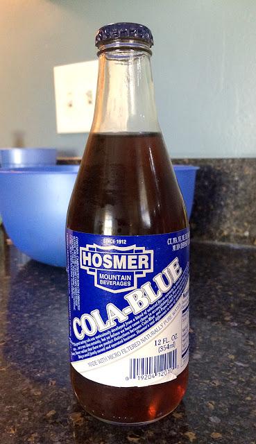 Hosmer Cola-Blue