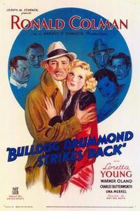 Watch Bulldog Drummond Strikes Back Online Free in HD
