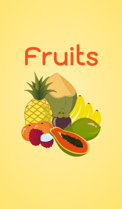 열대 과일