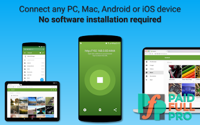 Sweech Wifi File Transfer Premium APK