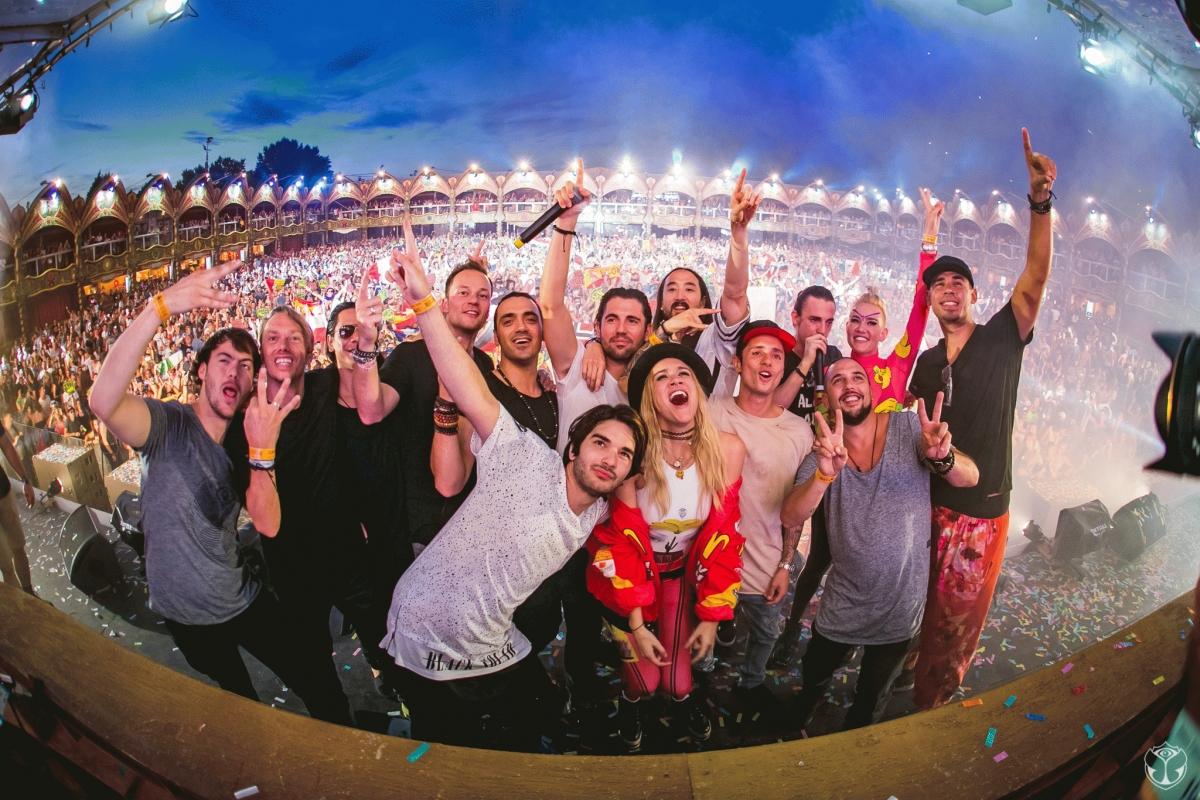 Tomorrowland 2017 festival live stream