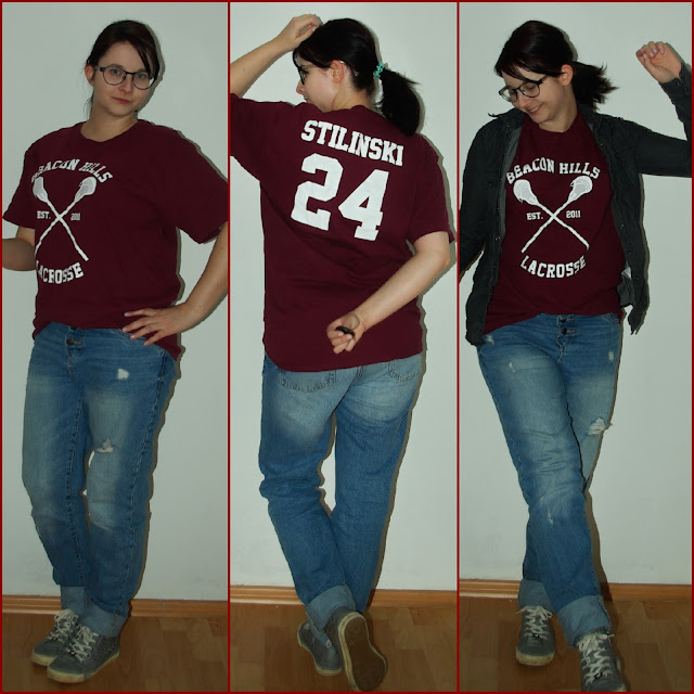 [Fashion] Stilinski Rules! Teen Wolf Merchandise Shirt Stiles