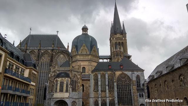 Catedral de Aquisgrán (Alemania)