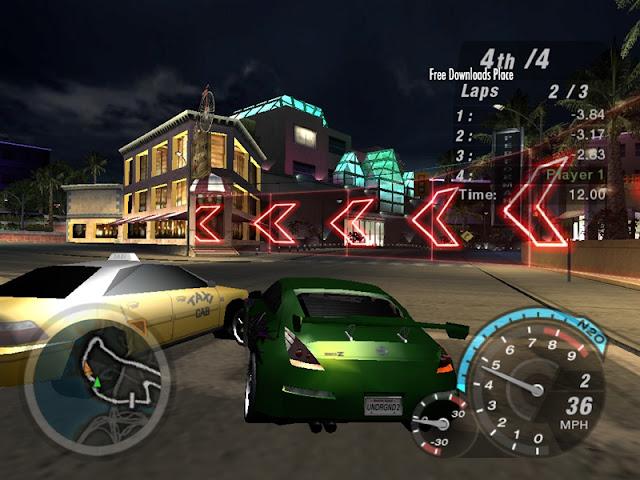 Need for Speed Underground 2 Download Photo