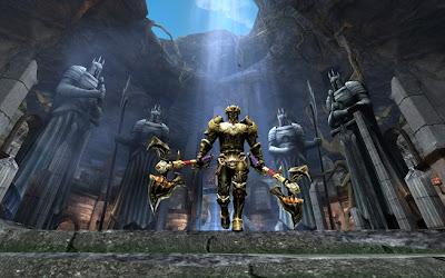 Primeiro gameplay do jogo Wild Blood com Unreal Engine da Gameloft 1
