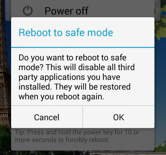 Cara Boot Android Ke Mode Aman,Ini Caranya 2