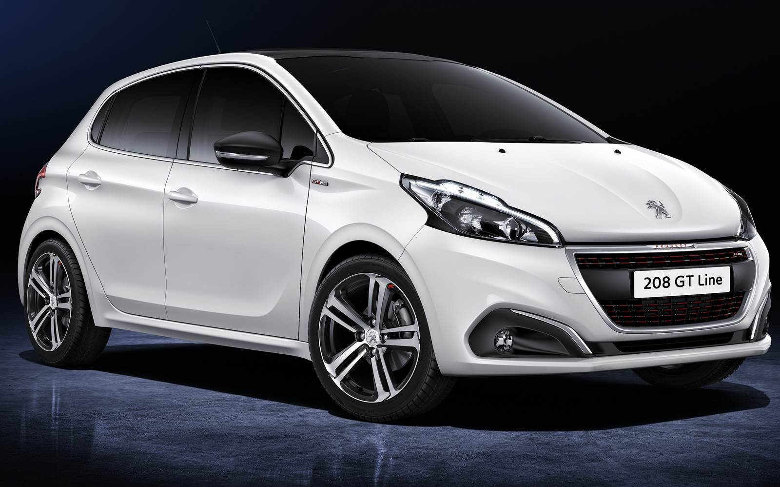 nuevo peugeot 208 gt line 2016 en latinoamerica y europa blog de coches. Black Bedroom Furniture Sets. Home Design Ideas