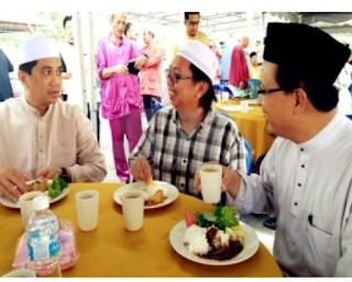 PRK: Azmin nasihat jaga adab ketika kempen