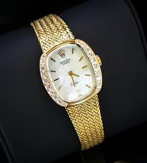 Jam Rolex buat wanita kualitas kw Super 1