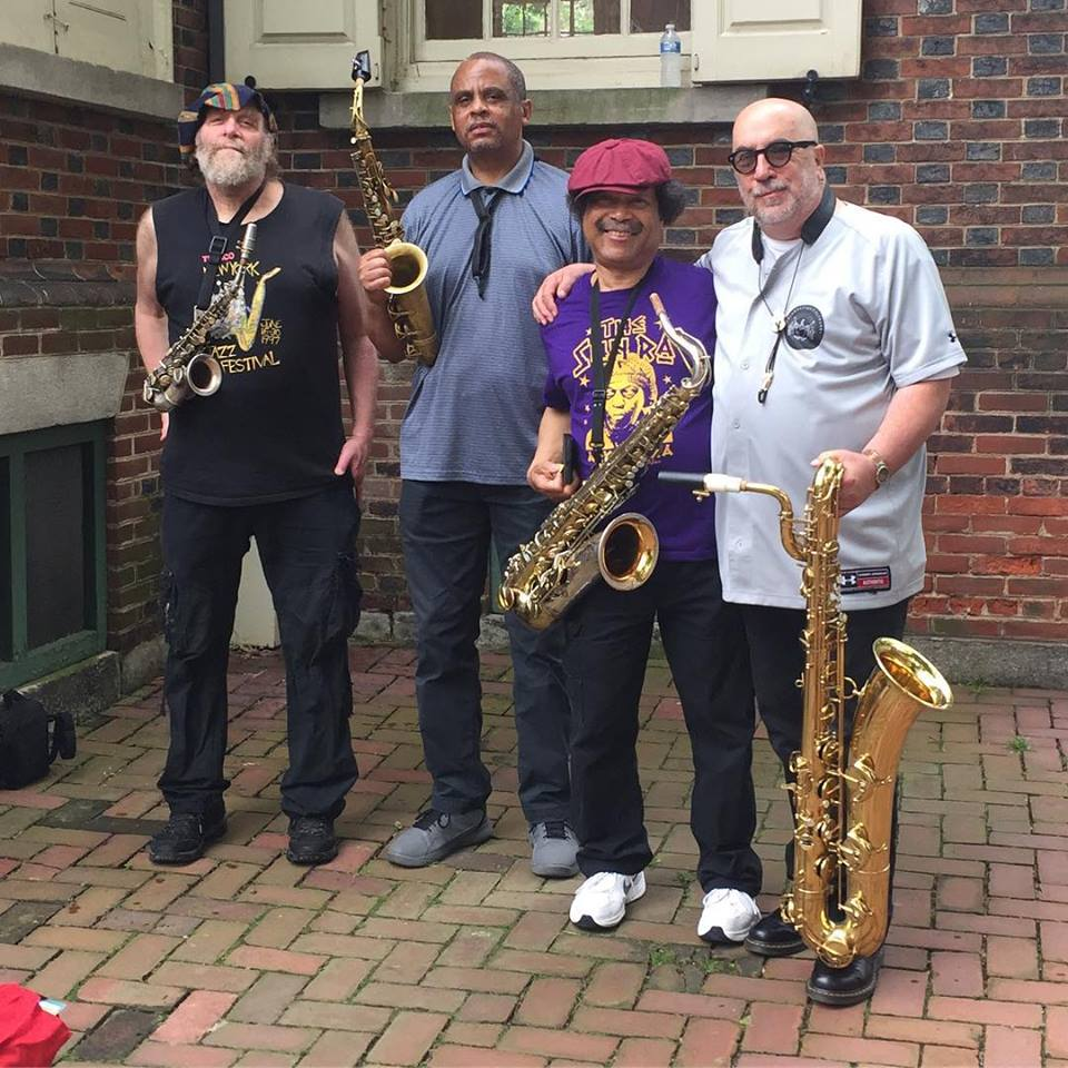 b2793ad33a3d We had a structure of tunes that we're vehicles that Philadelphia legends  wrote like Coltrane or Benny Golson , but also things that were  contemporary and ...
