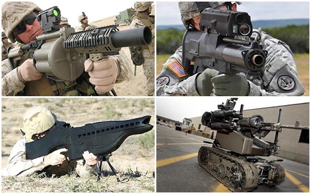 Senjata Mutakhir Tercanggih Di Militer