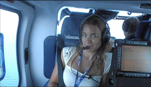 Η Θεσπρωτή αερολιμενικός Τίνα Μαρτίνη υποψήφια δημοτική σύμβουλος στο Μαρούσι