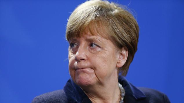 Mazedonien: Merkel warnt vor Grenzschließung