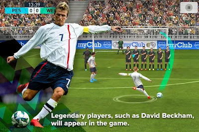 Game Strategi Android Terbaik Pro Evolution Soccer