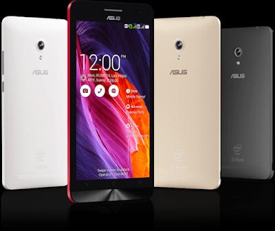 Điện thoại Asus chính hãng