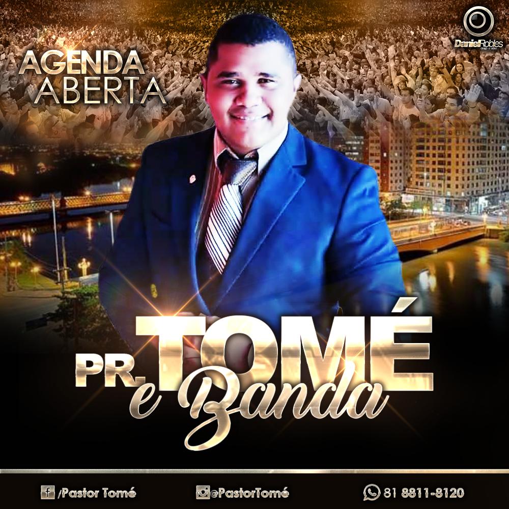 Cartaz De Agenda Pastor - Daniel Robles Multimidia Arte
