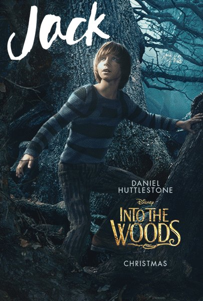 Poster 6: Into the Woods