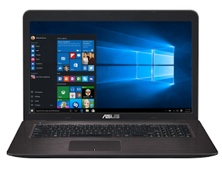 Asus X756U Drivers windows 7 64bit, windows 8.1 64bit and windows 10 64bit