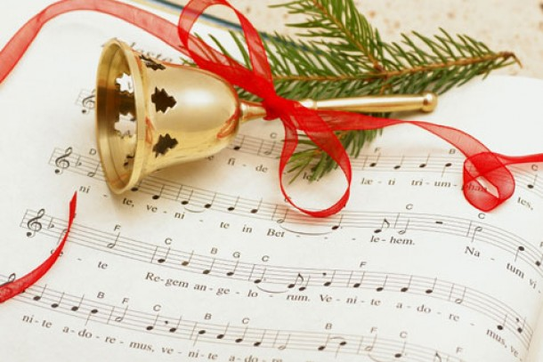 Daily Favor: The Songs of Christmas Favor (Mary's Song)