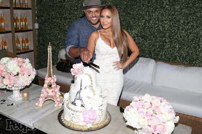 Adrienne Bailon weds gospel singer Israel Houghton in Paris