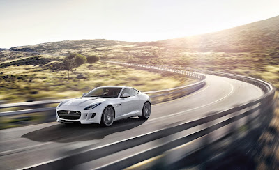 New Jaguar F-Type Coupe Photos