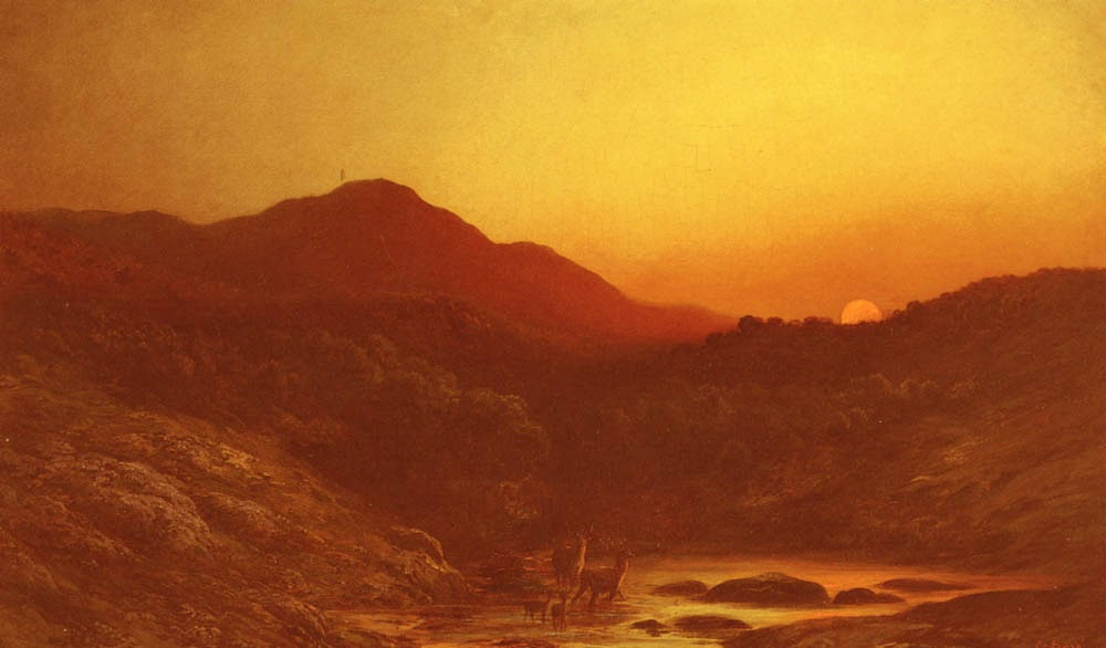 Uma Lembrança da Escócia - Gustav Doré e suas pinturas ~ Pintor, desenhista e inlustrador francês