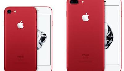 Apple annuncia nuovo iPhone 8 e 8 Plus rosso